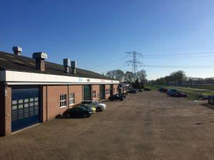 Bedrijfsruimte terrein Nijmegen Boxmeer te huur