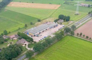 locatie bedrijfscomplex A73 Boxmeerseweg